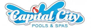Capital City Pools & Spas Logo