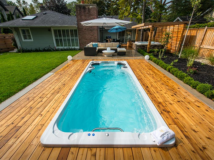 Swim Spas - Capital City Pools & Spas