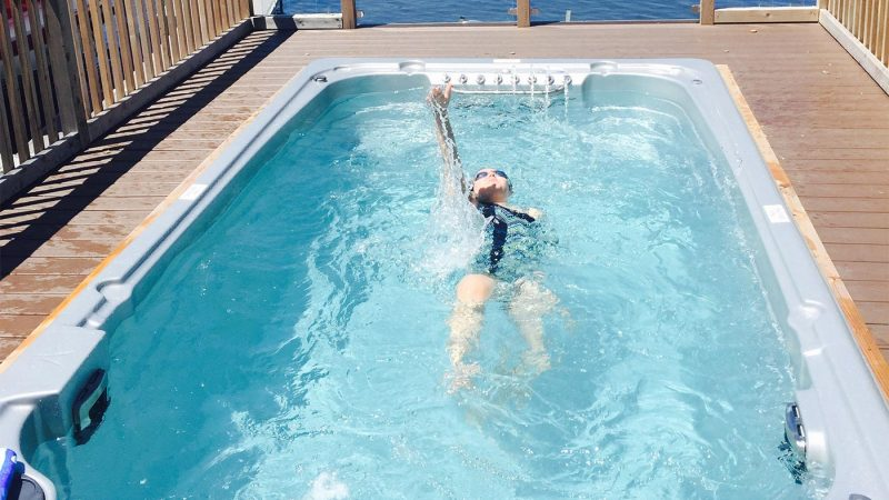 How To Pick The Right Fitness Pool - Capital City Pools & Spas
