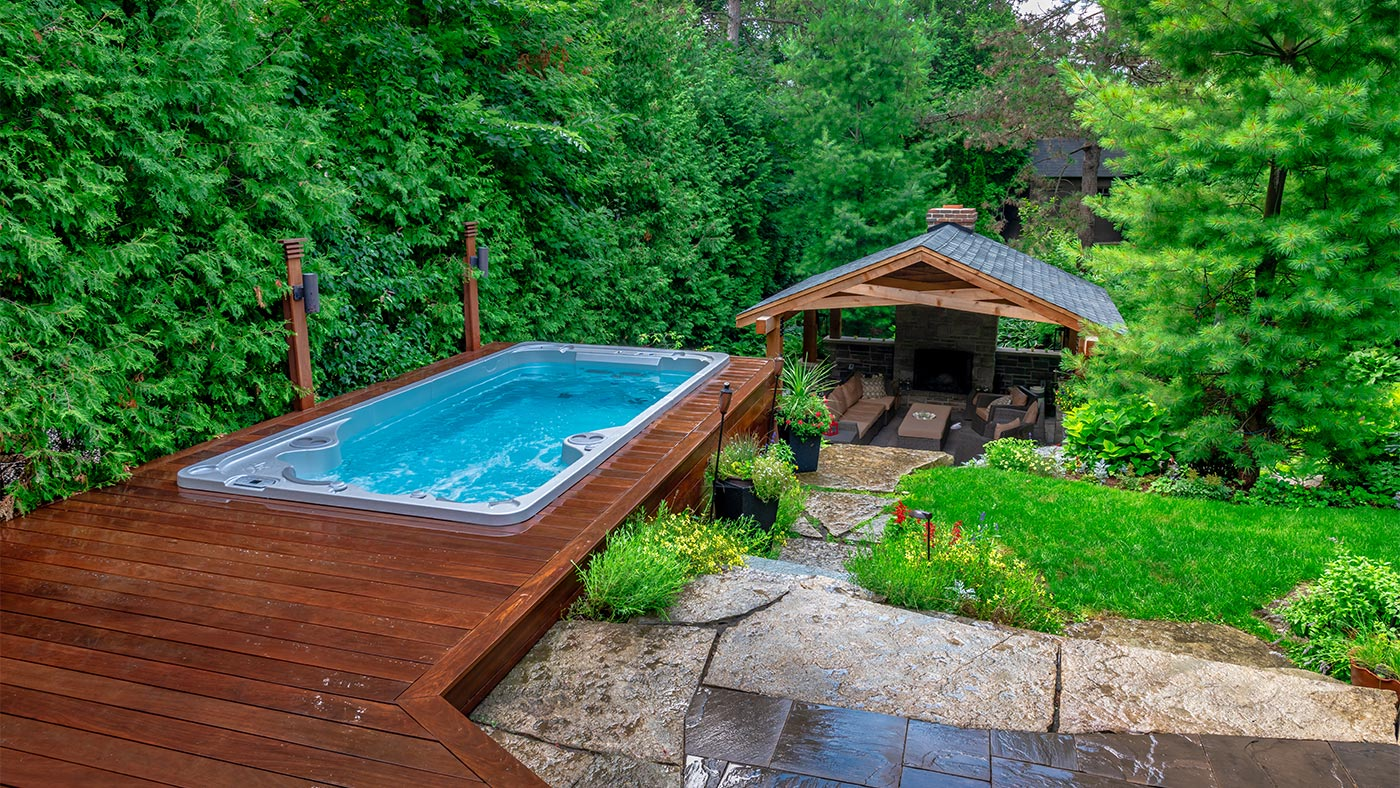 Hydropool Vs Endless Pools; Which Is Better? - Capital City Pools & Spas