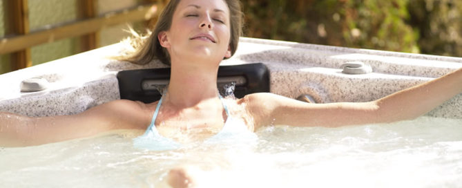 hot tub therapy